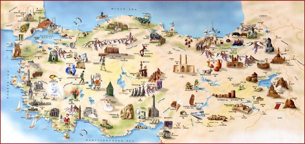 Turkey_tourism_map